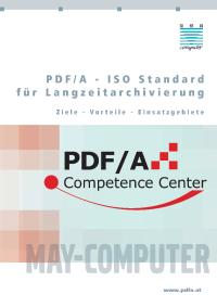 Broschüre - PDF/A - Ziele - Vorteile - Einsatzgebiete