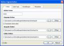 Jedem Eingangsordner wird ein Ausgabe- bzw. Error Ordner zugeordnet.