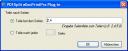 PDFSplit - Seitensplit Dialog anzeigen