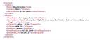 Erfasste Metadaten - Aufbau der XML Datei