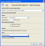 Office2PDFA_Engine_configuration