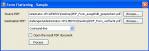 Adobe LiveCycle PDF Formular verflachen mit eDocPrintPro und Adobe  Reader