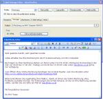 6_E-Mail Body bearbeiten - vollwertiger HTML Editor