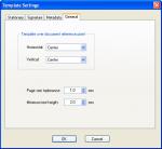 11_Template Settings Allgemeine Einstellungen