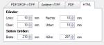 11_FileConverter - HTML Konvertier Settings