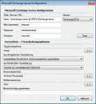 7_FileConverter - MS-Exchange Konfiguration