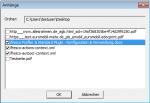 5_eDoc PDFA Level3 - Dateien des Ordners werden gefiltert zur Auswahl angezeigt.
