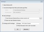 6_eDoc PDFA Level3 - Festgelegte Datei kann  ohne Dialog eingefürgt und nachher wieder gelöscht werden