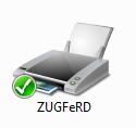 ZUGFeRD PDF Druckertreiber