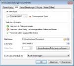 eDocPrintPro - ZUGFeRD - PDFA-Level 3 Format voreingestellt