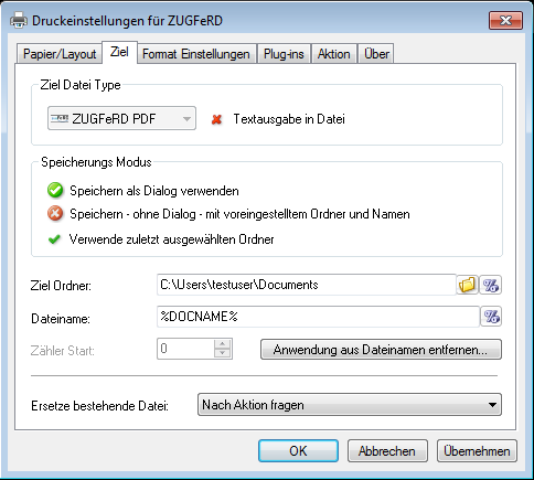 Edoc Pdf Printer