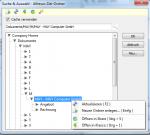 ifresco Profiler - Standard Plugin - Suche nach Ordnern