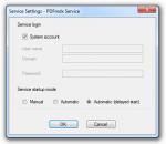 5_PDFmdx - Service Konfiguration