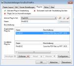 PrintDOC - Erzeugt MS-Word Dateien über einen Druckvorgang