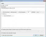 K5_PDFMerge - PDF Konvertierung - PDFA als Ausgabeformat