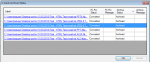 09 EMail Archive - Status pane shows the actual status and link to the archived email
