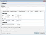 CO4_FCpro - Conversion profile config - XML
