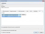 CO7_FCpro - Conversion profile config - OCR settings