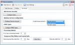 UI3_FCpro - Advanced settings