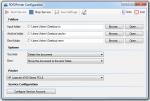 PDF2Printer - Config User interface