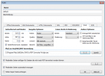 FileConverter Pro - Konvertierprofil - DWG Optionen