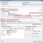 FileConverter Verarbeitungsoptionen für Unterordner