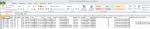 3 1 EMail Archiver - Beim Archivieren können die Metadaten der archivierten Nachrichten in ein XLS weggeschrieben werden