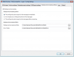 5_EMail Archiver Einstellungen für die Hintergrundverarbeitung
