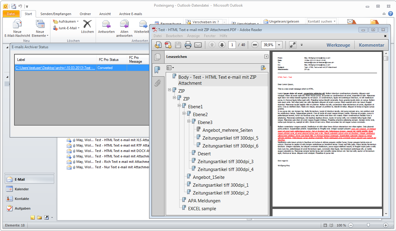 Exelent Template In Outlook Image Collection - Documentation ...
