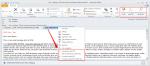 3 EMail Archiver Outlook Plugin - Verarbeitung aus der geöffneten Nachricht heraus für die Nachricht bzw