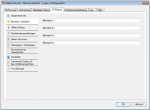 4.2 EMail Archiver- Konfiguration - PDFExport Settings - Variablenbelegung