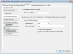 4.4 EMail Archiver- Konfiguration - PDFExport Settings - PDF Sicherheitseinstellungen