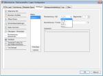4.7 EMail Archiver- Konfiguration - PDFExport Settings - Nummerierung Lesezeichen