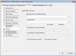 4.8 EMail Archiver- Konfiguration - PDFExport Settings - Deckblatt