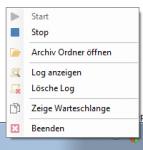 2_Kontext Menü Befehle für die Hintergrund Verarbeitung