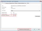 3_Neue Konfig Optionen - Verbindungs Wiederholung und Konfiguration als Standard speichern
