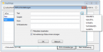 EasyMerge - PDF Infofelder