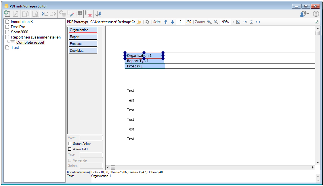 PDF News - PDF/A, Archivierung, OCR, DMS, Dokumentenmanagment, Scan