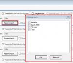 Verketten von PDFmdx Jobs über die Kopieren nach Funktion