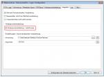 Commandline Hintergrund Verarbeitung - AutoProcess Option