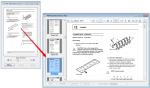 3_Über doppelklick auf die Miniaturansicht kann das große Anzeige oder Bearbeitungsfenster geöffnet werden