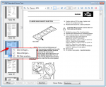 7_Im Bearbeitungs Modus können andere PDF per Drag and Drop auf eine Seiten-Miniatur gezogen werden um diese einzufügen, anzuhängen bzw