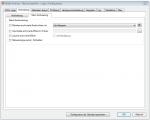 EMail Archiver - MS-Outlook plugin - Aktionen die nach der Archivierung ausgeführt werden sollen finden sich auf einem eigenen Sub-Tab