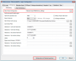 EMail Archiver - Der Start Ordner für die Konfigurationseinstellungen kann festgelegt werden