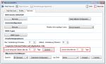 Konfiguration - Temp Dateien & Jobs löschen