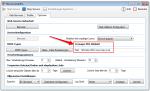 PDF Infofeld - Erzeuger kann individuell konfiguriert werden