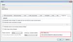 Web-Service Rückruf - individuell am Profil einstellbar