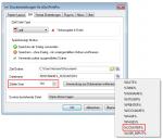 Zähler - Variable für den Dateinamen