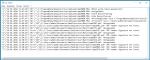 Log Datei mit Job Nummer und Statusinfo - Fehler - Erfolg