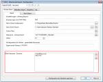 4_EMail Adressen und Domains können einem Export Profil zugerodnet werden
